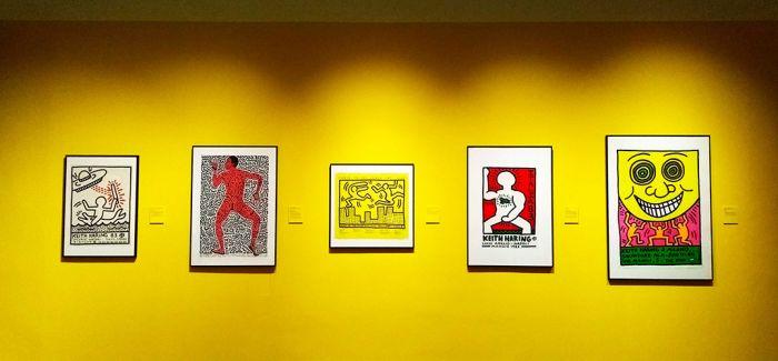 凯斯·哈林眼中的艺术与大众