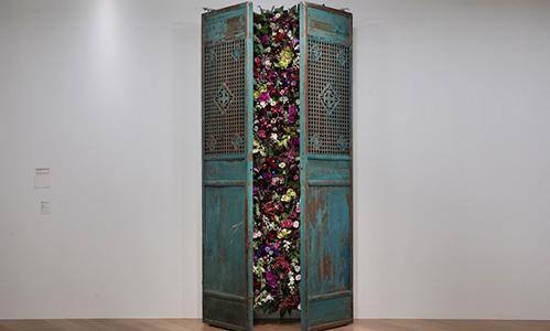 上海明珠美术馆「以花为名」