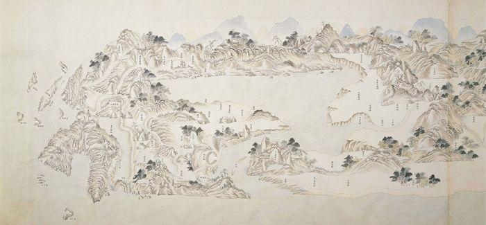 地图告诉你 曾经中国人眼中的世界是这样的