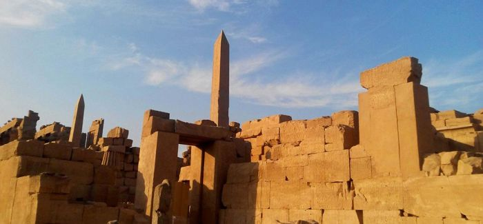 古埃及文明腹地上的交流互鉴