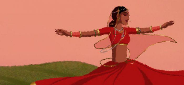 《孟买玫瑰》:刺绣一般的艺术诠释