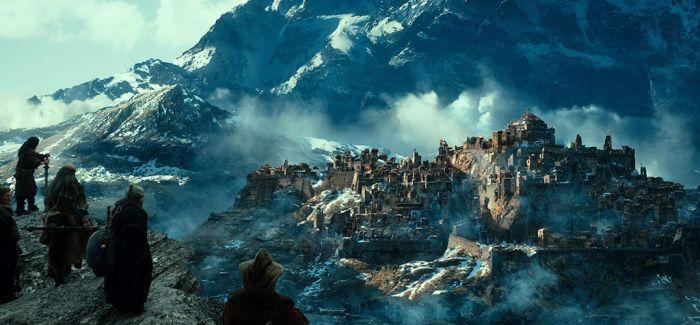 冰川消融 《魔戒》取景地正在消失