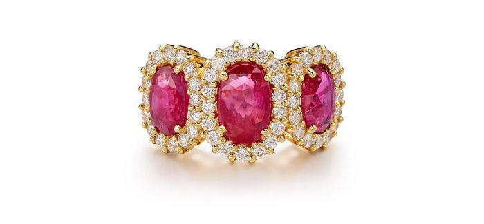 珠宝风尚专拍 总有属于你自己的一抹璀璨