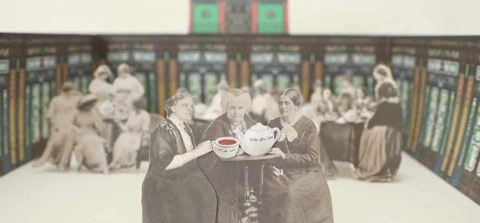 百位艺术家在线上展览中纪念美国妇女参政百年