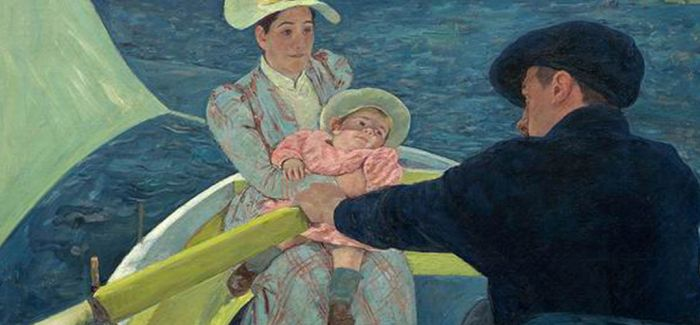 印象派女画家:光线与色彩的逐梦人