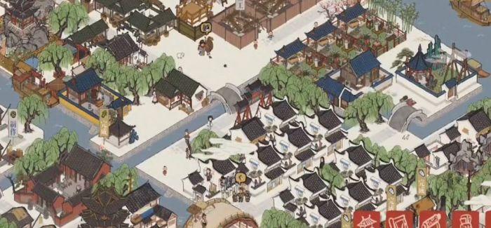 《江南百景图》:在古风游戏中品味江南的文化记忆