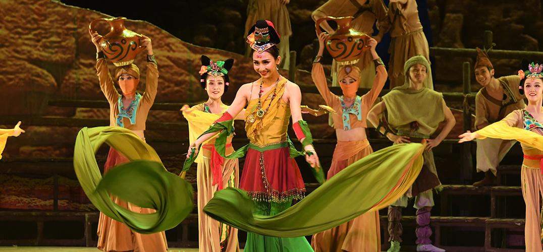 品味中国舞剧中传统文化的当代表达