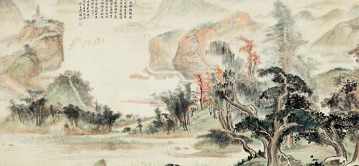 钱瘦铁与桥本关雪:中日艺坛的艺术缘