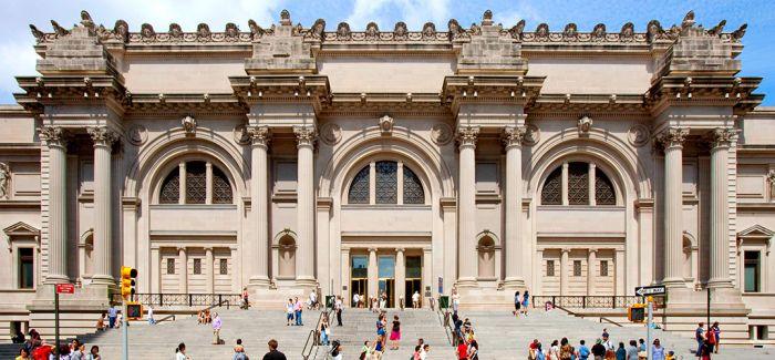 新规频出!纽约大都会博物馆重启进行时