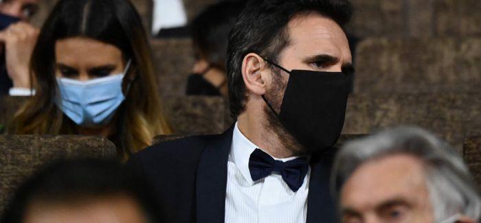 威尼斯电影节开幕 防疫措施很到位