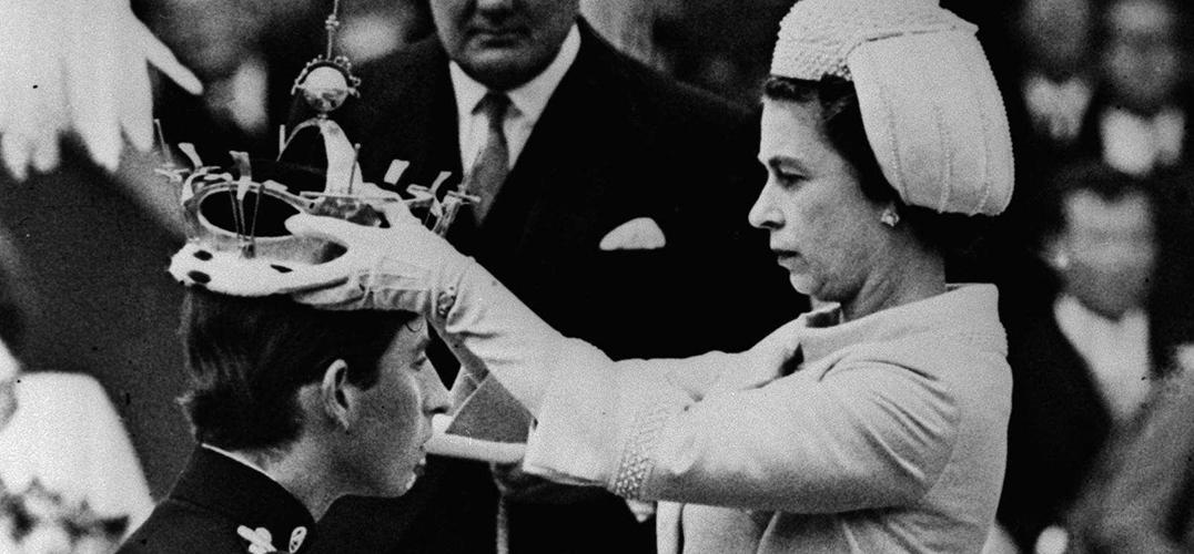 威尔士亲王羽毛胸针:王位继承人妻子的象征