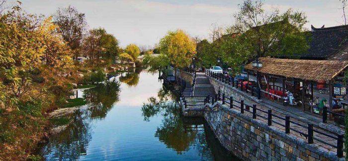 110余项非遗项目齐聚江苏淮安里运河畔