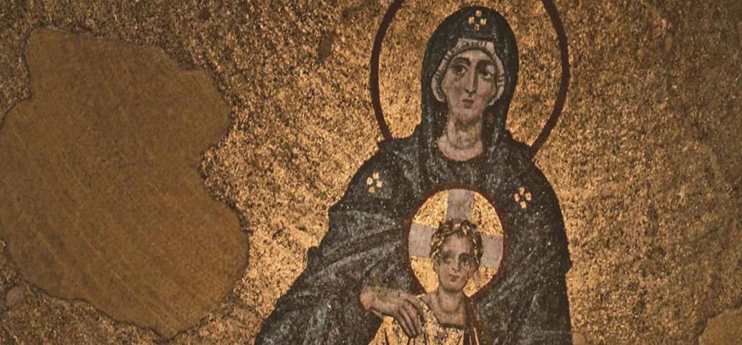 """圣索菲亚大教堂:穿越时空的""""虫洞"""""""