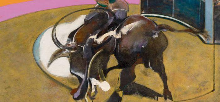 培根绝笔《公牛研究》将首次在英国展出