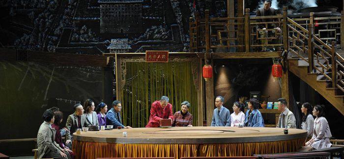 全国14台剧目金秋集结上海