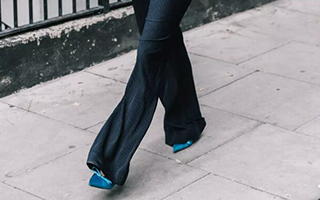阔腿裤的升级版 了解下