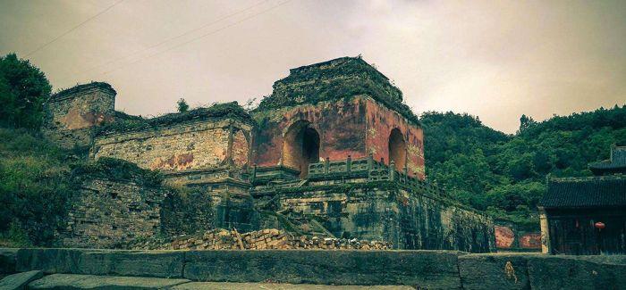 武当山五龙宫遗址考古发掘启动