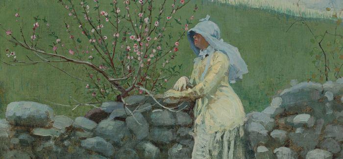 日本首展英国画家多伊格作品
