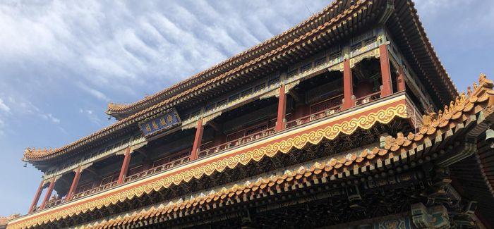 北京地标建筑的百年对比照 了解下