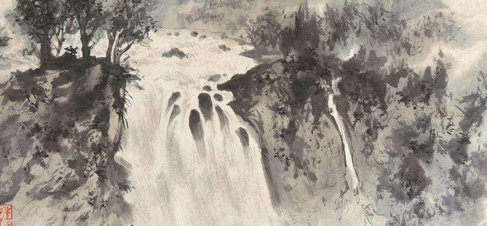 探究傅抱石人物画的创作灵感与创新