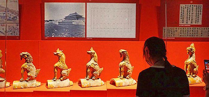 """紫禁城600年 从明太祖谥册看到""""宫城一体"""""""