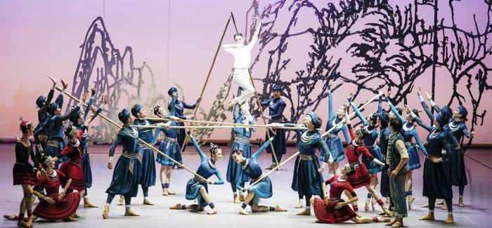 以舞蹈语言讲述美丽中国故事