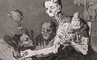 """戈雅的版画为何是谨慎藏家的""""定心丸""""?"""