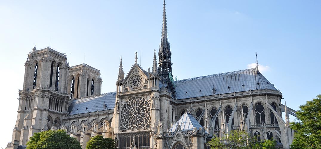 18个月!巴黎圣母院重开