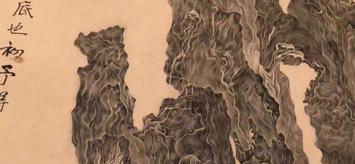 明代《十面灵璧图卷》再现江湖