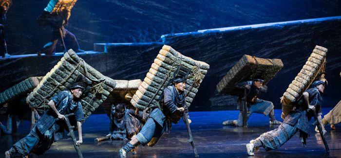 在这部川藏舞剧中探索茶马古道的故事