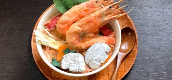上菜!质朴感爆棚的烘焙甜点和日式料理