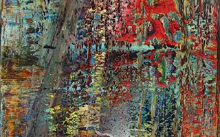 里希特《抽象画(649-2)》领衔2020当代艺术秋拍