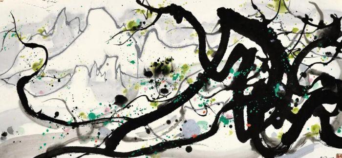 吴冠中系列书画作品10月香港上拍