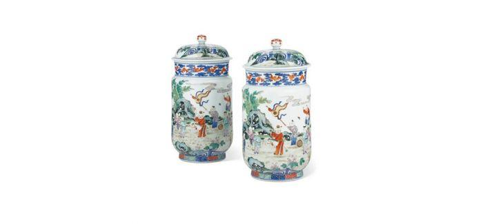 """纽约亚洲艺术周呈献""""重要中国瓷器及工艺精品"""""""
