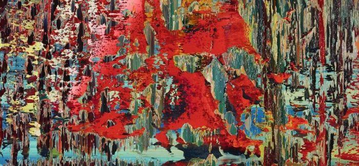 估价最高?里希特《抽象画(649-2)》秋拍见分晓