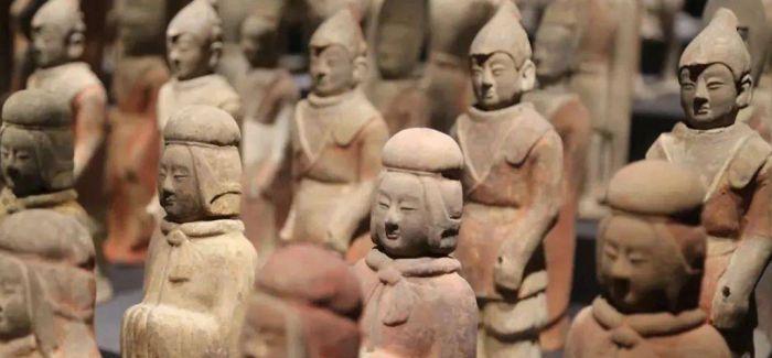 北朝考古博物馆开馆 千余文物再现东魏北齐文化