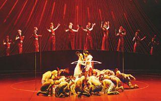 《嫦娥之月亮传说》:神话舞剧中的现实情怀
