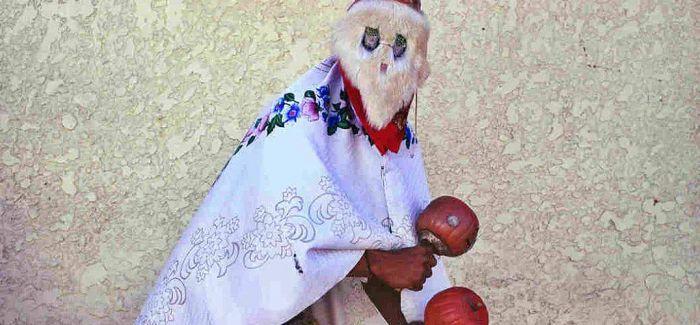 面具:古老仪式中的时尚美学