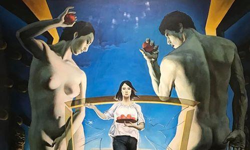「绵延:变动中的中国艺术」