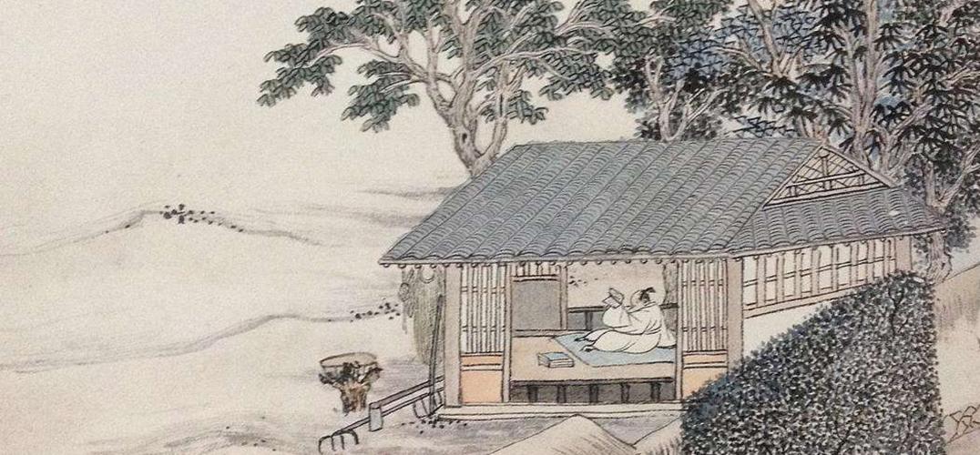 """静观苏州吴中博物馆中的""""吴门吾景"""""""