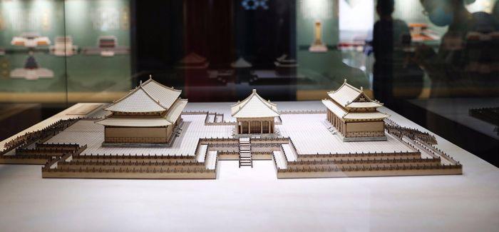 2020北京中轴线特展景山观德殿开展