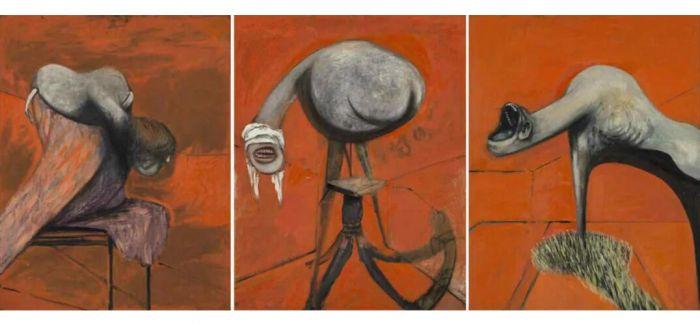 培根1979年《肖像习作》登陆2020香港当代艺术晚拍