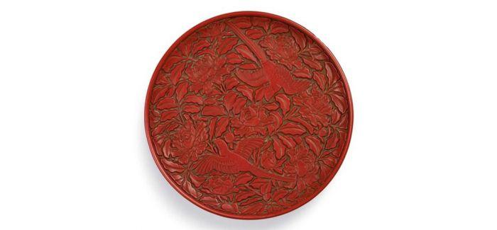 蟹仙洞博物馆珍藏漆器上拍苏富比