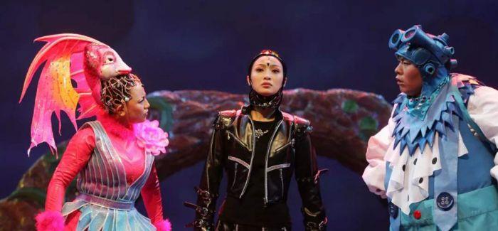 中国儿童艺术剧院携4部儿童剧赴海口演出