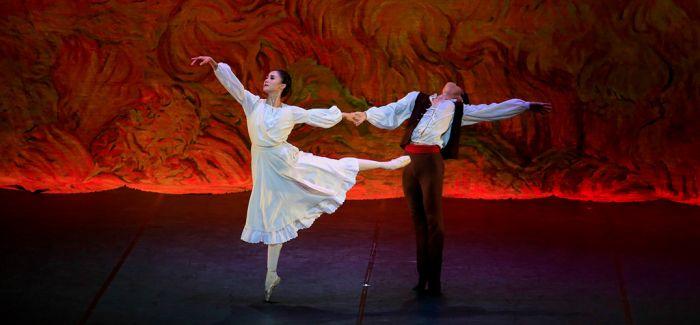 """中央芭蕾舞团""""舞动""""上海"""