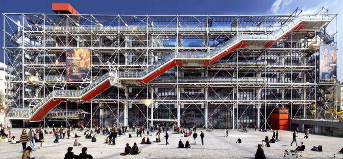 蓬皮杜艺术中心或从2023年起闭馆翻修