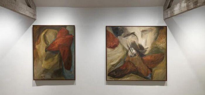 妮可·艾森&李·洛萨诺同登萨默塞特艺术中心