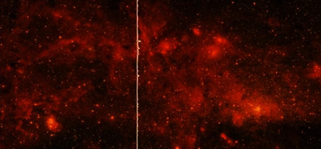 """NASA让你""""听见""""银河系"""