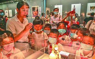 中小学生如何在博物馆中学好知识