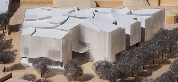 斯蒂文·霍尔为休斯顿美术馆建新楼